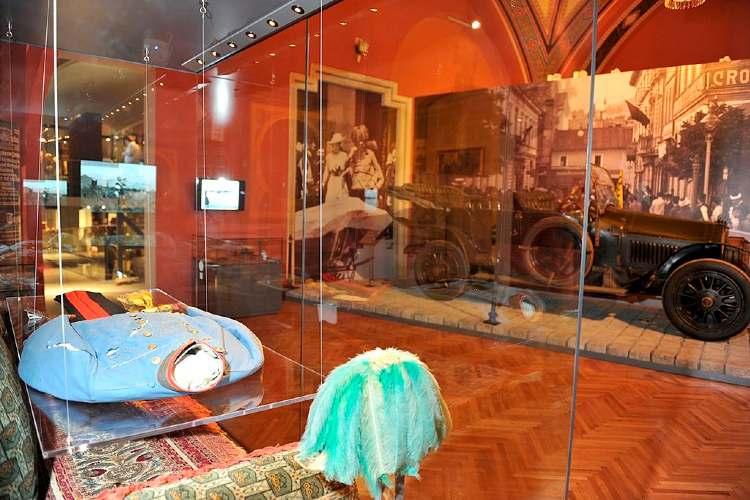 Ausztria Bécs muzeumreszlet1