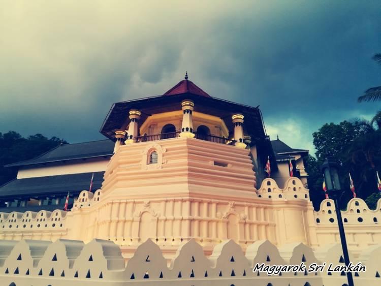 Kandy Szent Fog Temploma