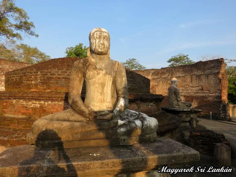 Polonnaruwa középkori városa